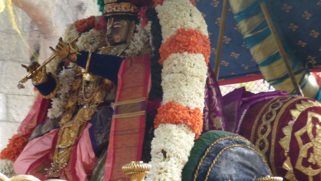 Thoopul  Swami desikan Thirunakshatra Utsavam day 6 Morning 2015 06