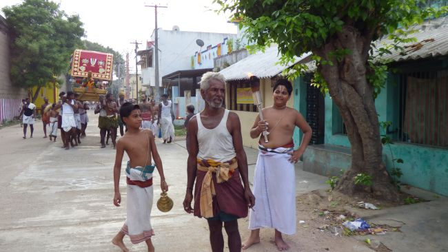 Thoopul  Swami desikan Thirunakshatra Utsavam day 6 Morning 2015 08