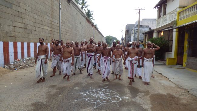 Thoopul  Swami desikan Thirunakshatra Utsavam day 6 Morning 2015 14
