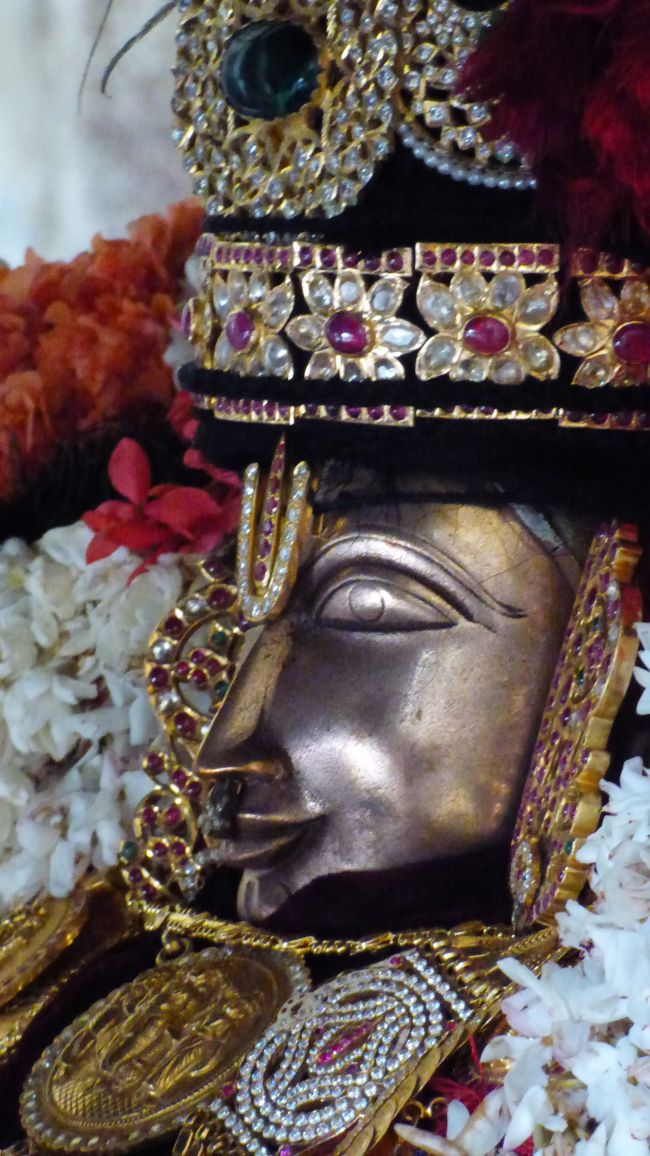 Thoopul  Swami desikan Thirunakshatra Utsavam day 6 Morning 2015 20