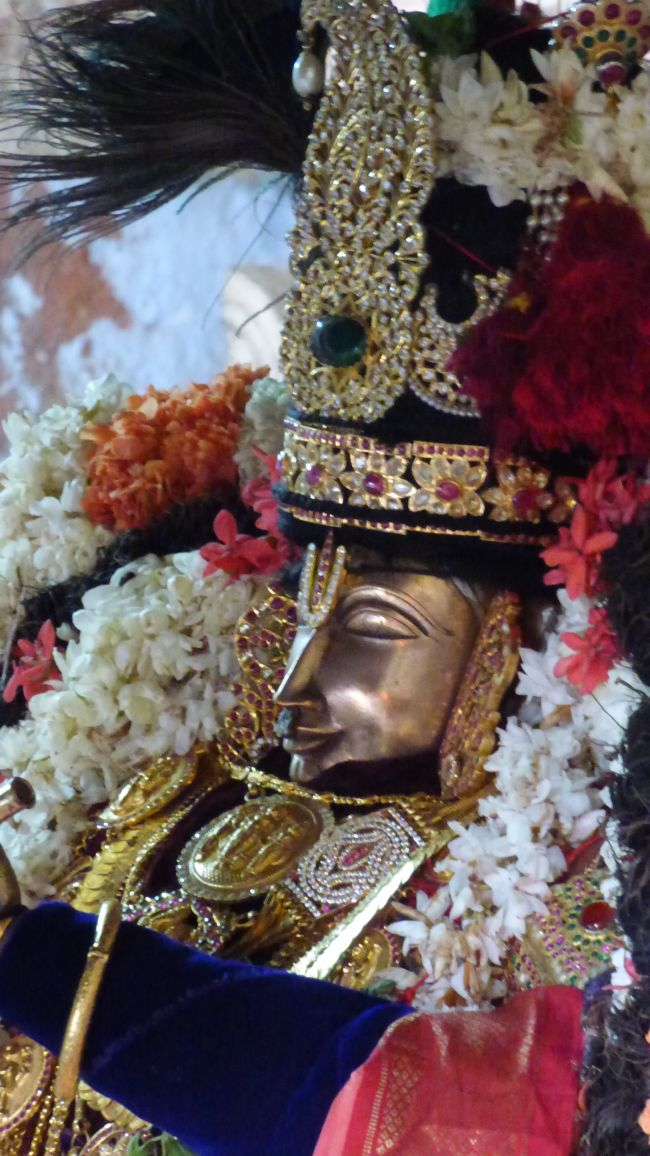 Thoopul  Swami desikan Thirunakshatra Utsavam day 6 Morning 2015 26