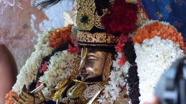 Thoopul  Swami desikan Thirunakshatra Utsavam day 6 Morning 2015 27