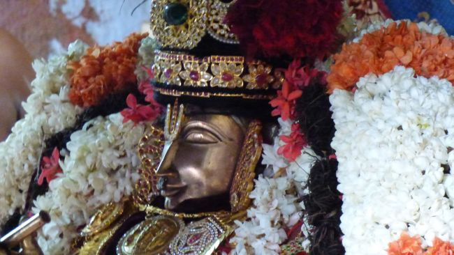 Thoopul  Swami desikan Thirunakshatra Utsavam day 6 Morning 2015 28