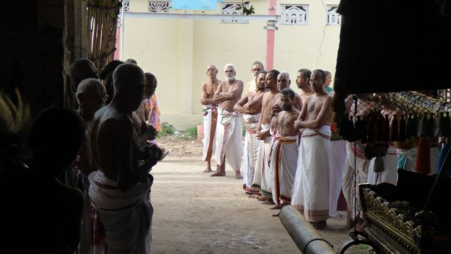 Thoopul  Swami desikan Thirunakshatra Utsavam day 6 Morning 2015 36