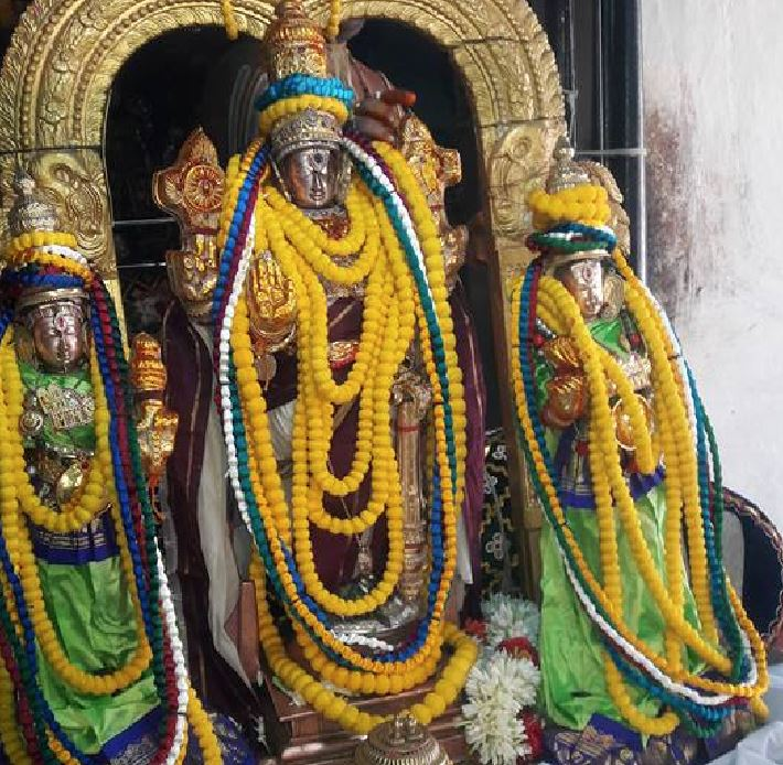 Lower ahobilam Pavithrotsavam day 1 2015