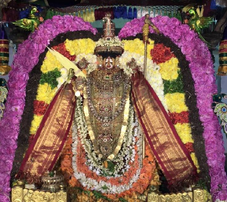 THiruvahindarapuram pagal pathu day 7 2015