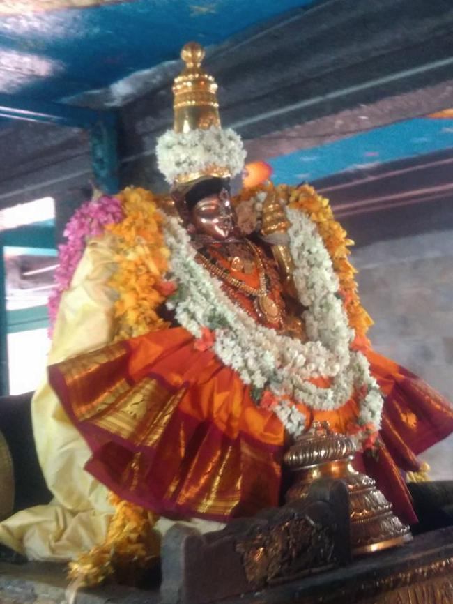 Friday Panchaparvam At Thiruvahindrapuram Sri Devanathan ...
