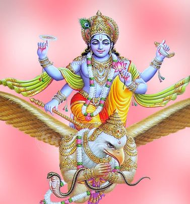Vishnu Shodasa Naama Stotram – chant Lord's sweet names at